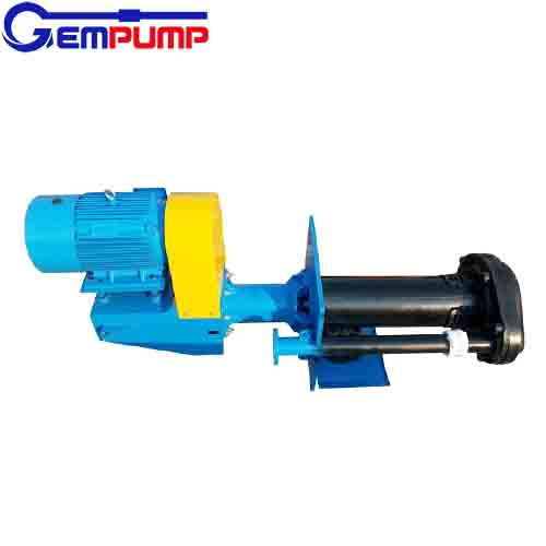 40 Rubber Lined vertical slurry pump china supplier in stock
