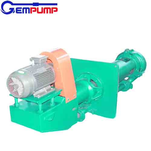 40 vertical sump slurry pump