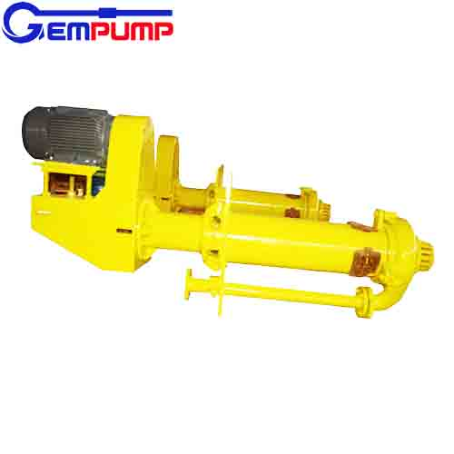 China Factory Vertical Industrial Sump Pumps