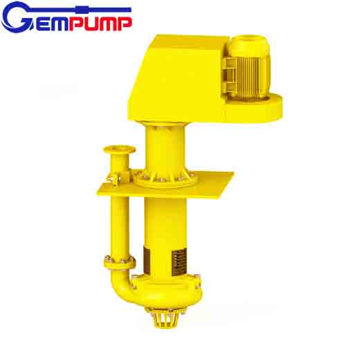High Quality SP Series Vertical Centrifugal metal Slurry Pump